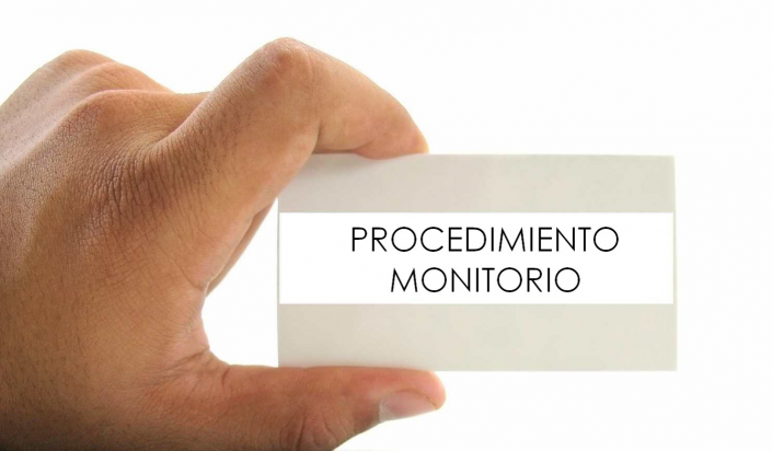 Proceso monitorio laboral